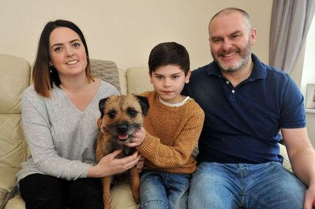 Family of returned stolen dog urge owners 'never give up on seeing missing pets again'