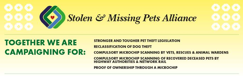Stolen And Missing Pets Alliance