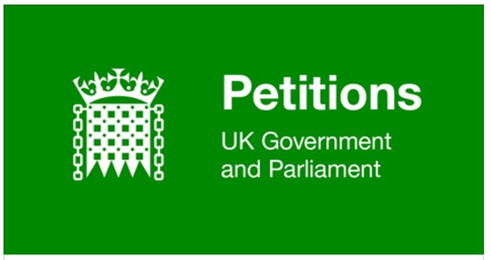 THIS PETITION IS NOW CLOSED.