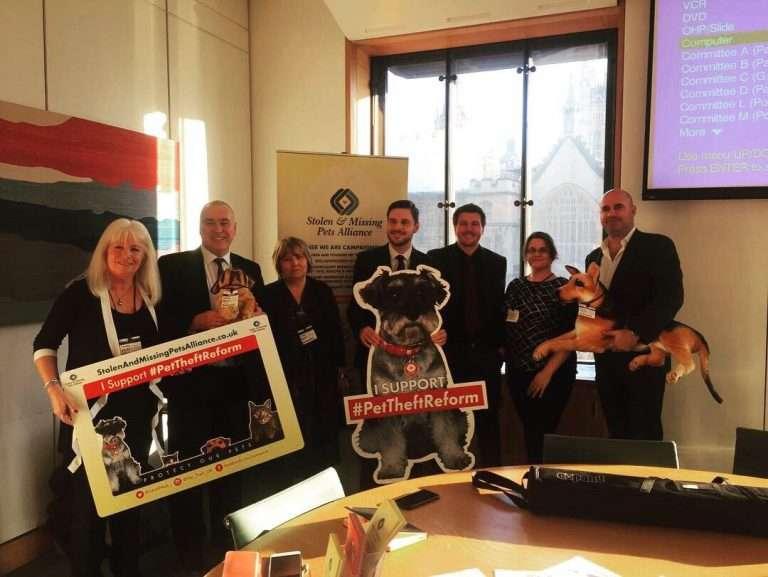 Aberdeen MP urges for a change in pet theft laws   #PetTheftBill #PetTheftReform Press and Journal