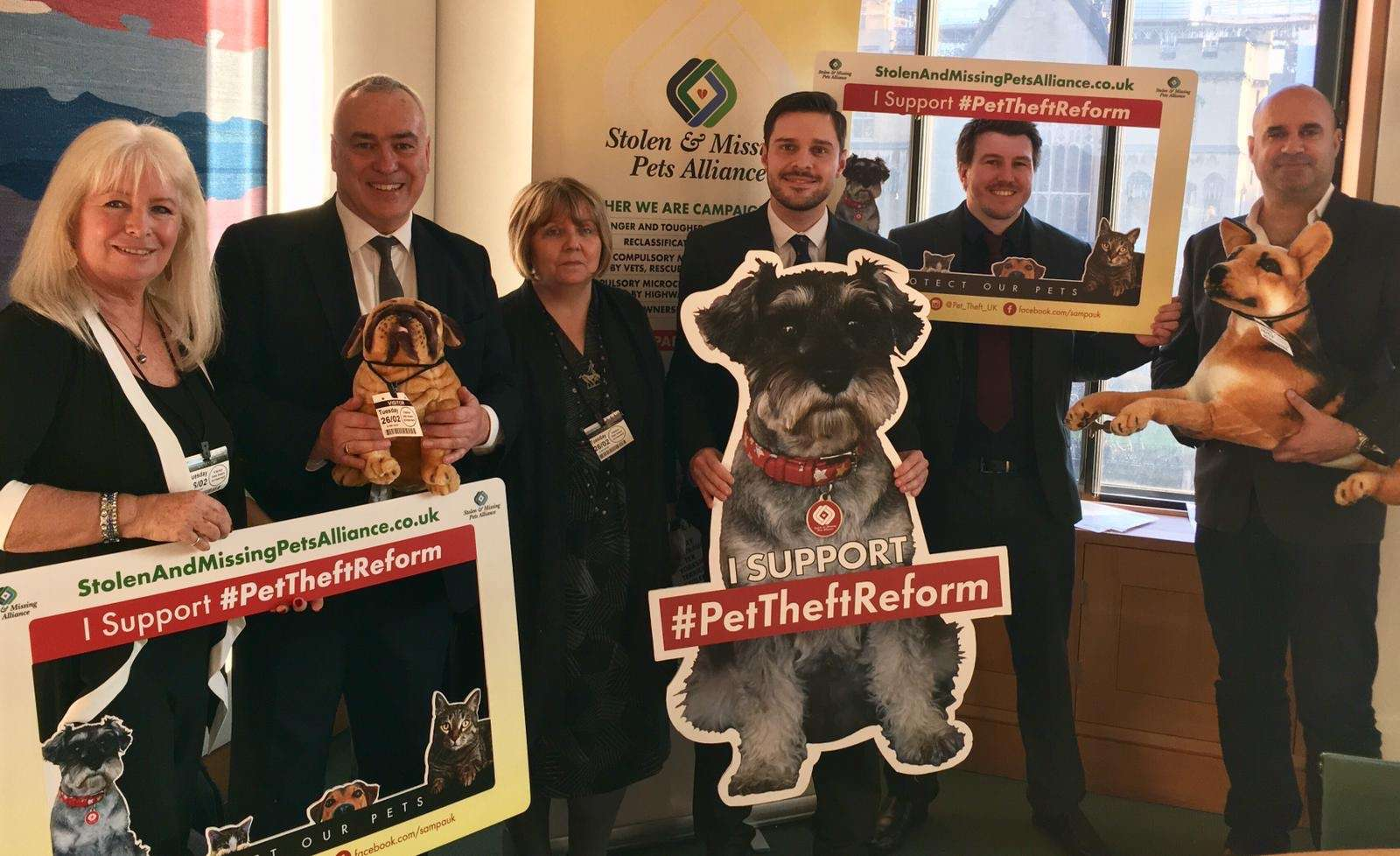 Successful and positive Parliamentary MP drop-in event #APDAWG #PetTheftReform #PetTheftBill